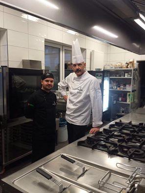 Sajmiri, aplikanti i punesuar si Kuzhinier ne Gjermani nga ERCA.